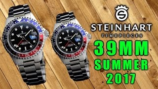 Steinhart 39mm Watches Summer 2017