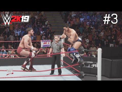 WWE-2K19-  Daniel Bryan ShowCase- Daniel Bryan vs. The Miz- WWE-2K19-Gameplay-Part 3