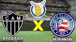 Assista os Melhores momentos e gols do jogo Atlético Mineiro 0 x 2 Bahia (19/07/2017) Campeonato Brasileiro 2017 - 15°...