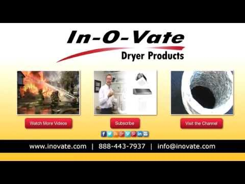 Meet In-O-Vate's Family of Super Efficient Premium Dryer Products