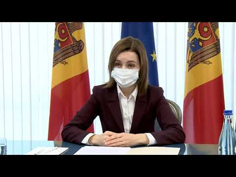 Președintele Republicii Moldova, Maia Sandu, a discutat cu Președintele în Exercițiu al OSCE, Ann Linde, subiectele ce vizează dosarul transnistrean
