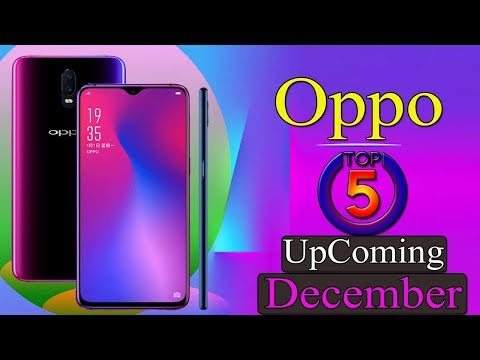 Oppo Top 5 Best Mobiles Upcoming in December in india ! Quick Review