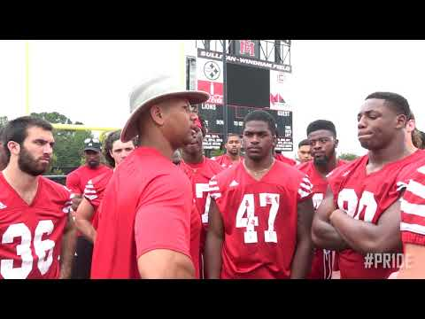 "Inside The PR1DE: 2017 EMCC Football - Episode 1, ""Work Harder"""