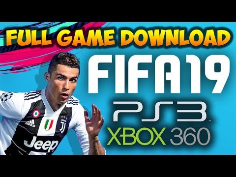 FIFA19 | FULL GAME DOWNLOAD FOR PS3 AND XBOX360