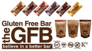Gluten Free Protein Snacks: http://www.theglutenfreebar.com/BUY The GFB: The Gluten Free Bar: http://amzn.to/10O7RFg Visit Antioxidant-fruits.com to see all of our reviews: http://www.antioxidant-fruits.com/category/product-reviewsSubscribe to our newsletter: http://forms.aweber.com/form/44/711727044.htmSign Up for Daily Blog Posts: http://feedburner.google.com/fb/a/mailverify?uri=FruitBlog&loc=en_USJoin Antioxidant-fruits.com on:Facebook: https://www.facebook.com/antioxidantfruits?v=wall&ref=tsTwitter:  https://twitter.com/#!/antioxifruitsPinterest:  http://pinterest.com/antioxifruits/YouTube:  http://www.youtube.com/user/antioxidantfruitsGoogle+: https://plus.google.com/104293428454927091581Gluten Free Protein Snacks - Gluten Free Bars and Bites from The GFB - Antioxidant-fruits #health #fruit #fruits #antioxidants #antioxidantfruits
