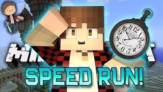 Minecraft: SPEED RUN! Capture the Wool w/Mitch&Friends! (Nexus Mini-Game Mod)