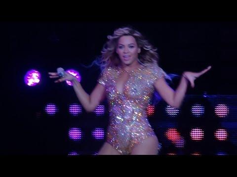 Beyonce - Blow (Manchester 26.02 , Mrs. Carter Show World Tour 2014 - FRONT ROW) HD