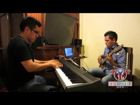 JUANITO ALIMAÑA salsa piano y bass