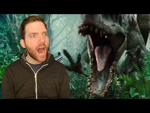 Jurassic World – Super Bowl Trailer Review