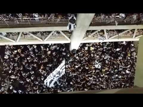 Festa da torcida  Botafogo x Nacional 10/08/17 - Loucos pelo Botafogo - Botafogo