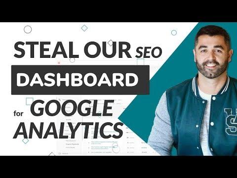 SEO Reports in Google Analytics - SEO Dashboards - Analytics Dashboard for SEO