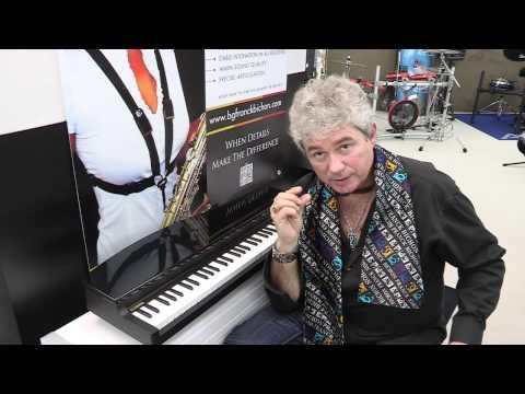 BG - Accessoires pour pianos (chemin de claviers et couffin de protection) (La Boite Noire)