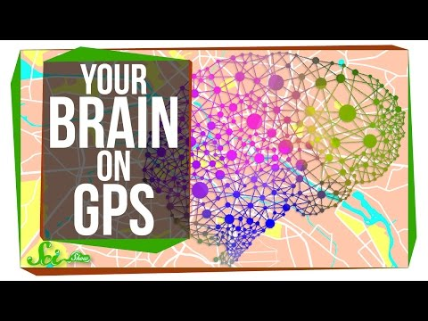 This Is Your Brain on GPS (видео)
