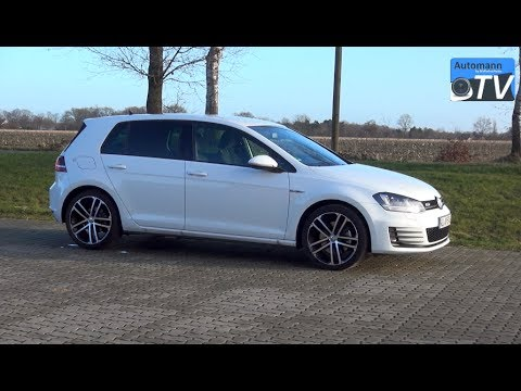 2014 VW Golf 7 GTD (184hp) – DRIVE & SOUND (1080p)