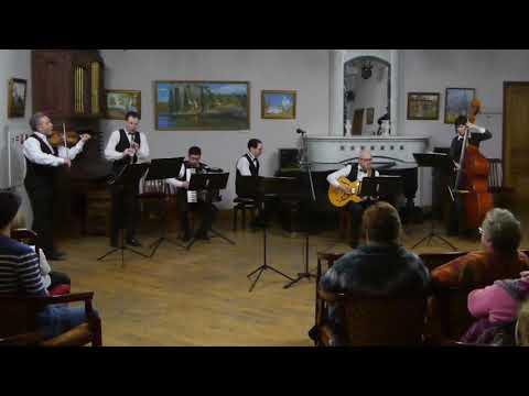 Горные вершины (обработка романса А. Рубинштейна) - Aleksei Rozov's Retro Dance Band