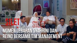 Video SILET - Momen Lebaran Syahrini Dan Reino Bersama Tim Management [05 Juni 2019] MP3, 3GP, MP4, WEBM, AVI, FLV Juni 2019