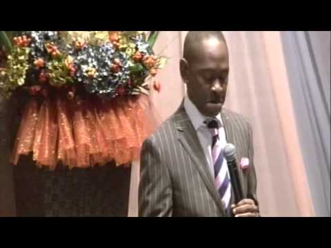 THE FIRE OF HIS WORD -   Pastor Chuzzy Udenwa