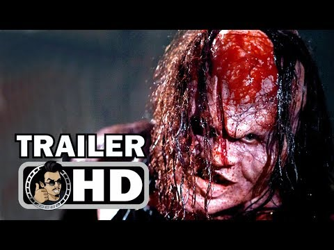 VICTOR CROWLEY Official Trailer (2017) Kane Hodder Horror Movie HD