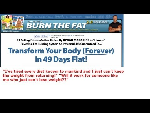 Burn The Fat, Feed The Muscle - Honest Review Of Burn The Fat, Feed The Muscle