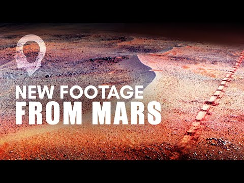 Curiosity Rover - The Stunning Images Of Mars