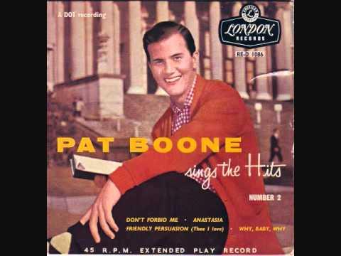 Tekst piosenki Pat Boone - Friendly Persuasion (Thee I Love) po polsku