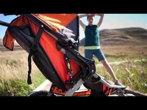 Прогулочные коляски BOB (БОБ) Revolution SE и CE, Ironman и Sport Utility