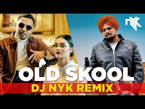 OLD SKOOL - DJ NYK (Bhangra Remix) | Prem Dhillon ft Sidhu Moose Wala | Latest Punjabi Song 2020