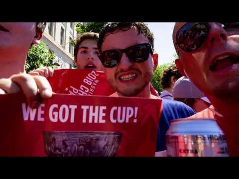 Washington Capitals Stanley Cup victory parade, June 12, 2018