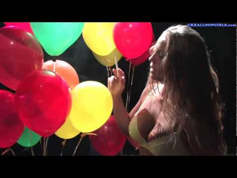 Collection - Girls Popping Balloons In Their Underwear