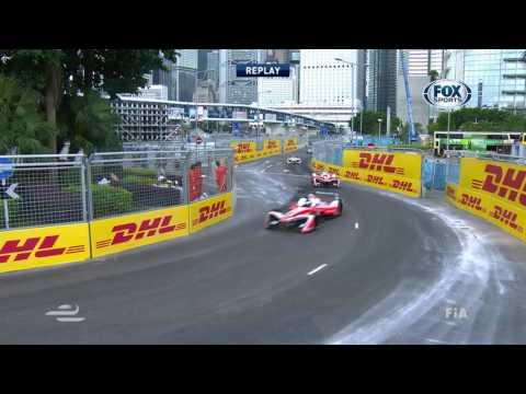 FE - 2016 Hong Kong ePrix - Race highlights