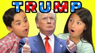 Video KIDS REACT TO DONALD TRUMP MP3, 3GP, MP4, WEBM, AVI, FLV Juli 2018