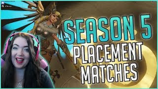 Finished placement matches on my main account and wanted to discuss how it went, and where I got placed!Thanks for watching! I upload new videos weekly. Don't forget to subscribe, like, and comment.D. Va Gameplay from placements: https://www.youtube.com/watch?v=rR5gFiD_MWEFind MeTwitch: http://twitch.tv/veroicone (stream weekly!)Twitter: http://twitter.com/veroiconeInstagram: http://instagram.com/veroiconeDiscord Server: https://discord.gg/4BwcgsUWebsite: http://veroicone.comAmazon Wishlist: http://amzn.com/w/3EP7VQPGX5VTV