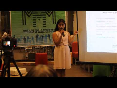 Bacoor Awareness & Explorations of MMM Philippines By: MMM Team Planters