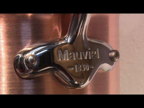 Mauviel, dernier fabricant de casseroles de luxe en France