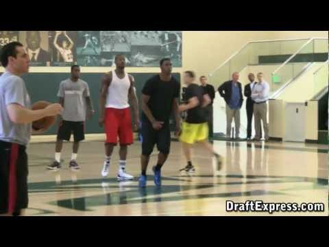 Terrence Jones - DraftExpress Exclusive Workout & Interview