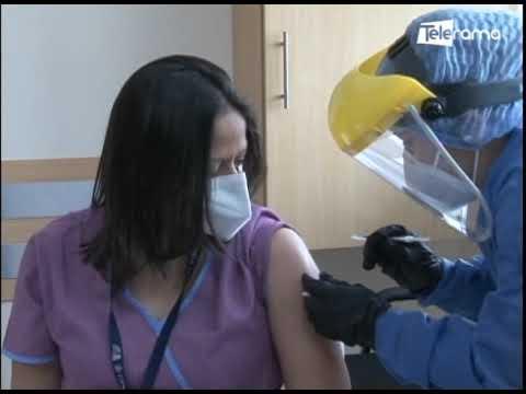Plan de vacunación en Ecuador contra la covid-19