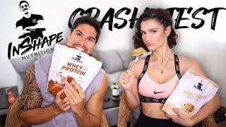INSHAPE NUTRITION : CRASH-TEST ! Ça vaut quoi ??!