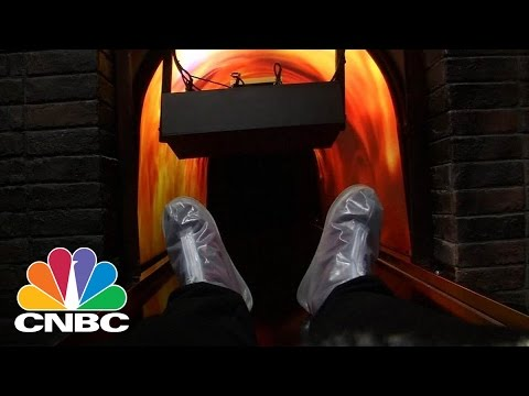 Inside A 'Death Simulator': Experience Death Without Dying | CNBC