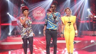 We have heard on high: Navy Kenzo & Dama Do Bling, Coke Studio Africa