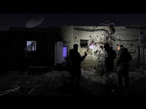 Στο Ισραήλ αποδίδεται η επίθεση σε αεροπορική βάση στην Δαμασκό