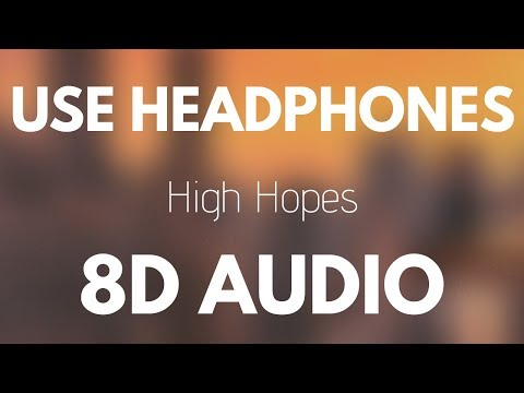 Video Panic! At The Disco - High Hopes (8D AUDIO) download in MP3, 3GP, MP4, WEBM, AVI, FLV January 2017