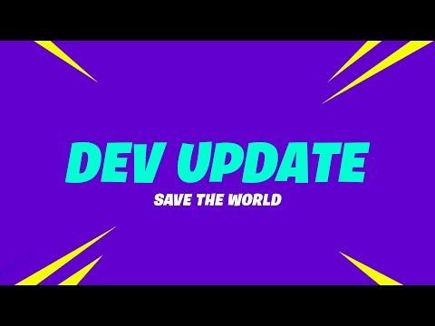 Save The World Dev Update (12/4) - Thời lượng: 2 phút, 30 giây.