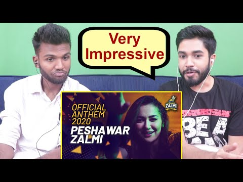INDIANS react to Zalmi by Fortitude - Pukhtoon Core | Peshawar Zalmi Official Anthem 2020