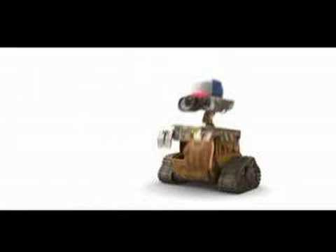 Wall-E (Catching a Baseball Vignette)