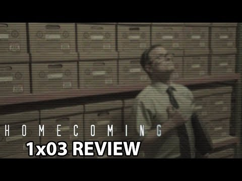 Homecoming Season 1 Episode 3 'Optics' Review/Discussion