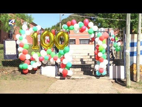 Escuela 57 «República de Italia» celebró sus 100 años