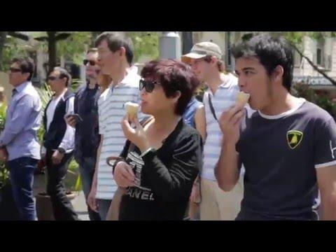 This Flashmob Bhangra by DTB at Circular Quay Sydney is just Fantastic - Troll Punjabi