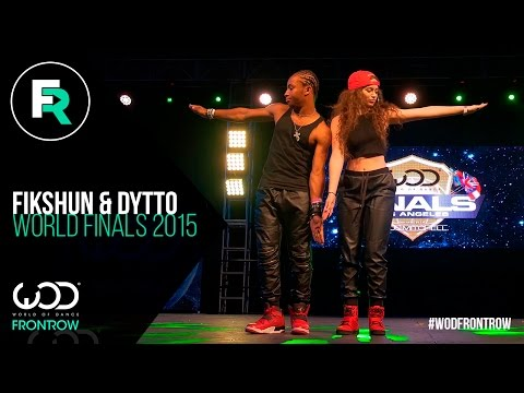 Download Fik-Shun & Dytto | FRONTROW | World Of Dance Finals 2015 | #WODFINALS15 HD Mp4 3GP Video and MP3