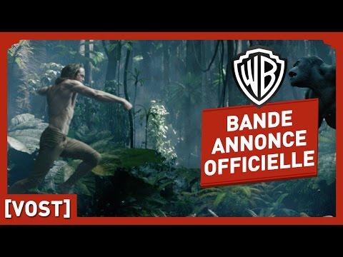 Tarzan - Bande annonce (VOST)