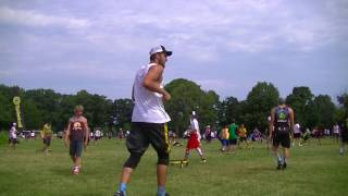 Hilltop vs Origin Impact Pool Play Spikeball Boston Grand Slam 2017
